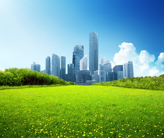 2015's Greenest Cities in America
