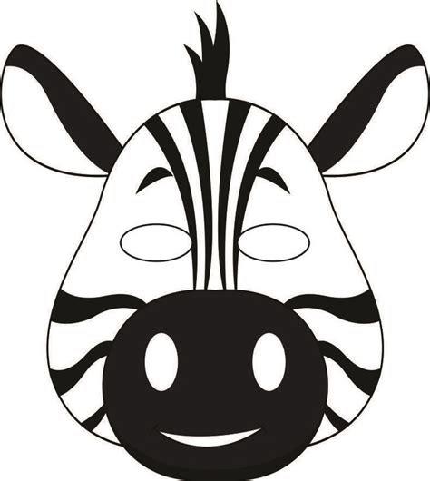 jungle masks wild thang zebra print animal masks
