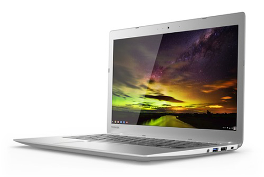 Toshiba updates its Chromebook line with two new models at IFA 2014