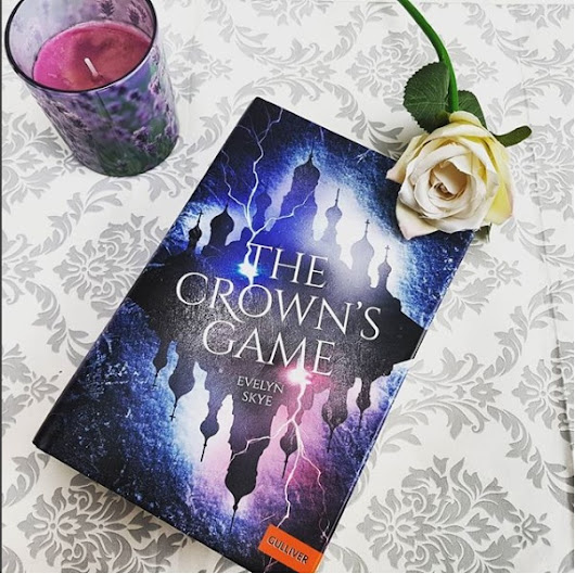 The crown`s game von Evelyn Skye - Romantic Bookfan