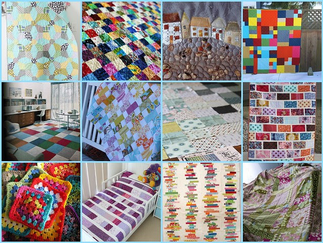 feeding inspiration - quilty goodness