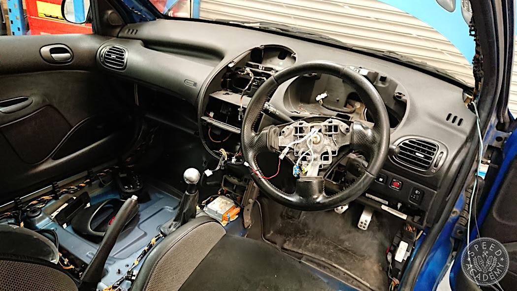 Peugeot 206 Interior Fuse Box Cover