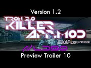 TRON 2.0: Killer App Mod v1.2 Preview Trailer 10 - Demonstrating Single Player Fixes