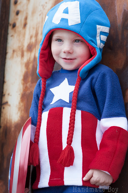 Simonsen Photography: Captain America &emdash;