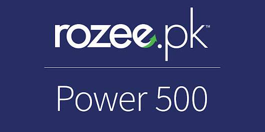 Mehwish Sattar on The Rozee.pk Power 500