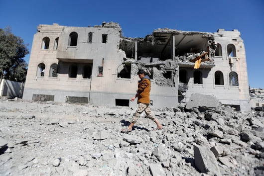 Yemen: At least 35 killed in Saudi-led coalition airstrikes » Wars in the World