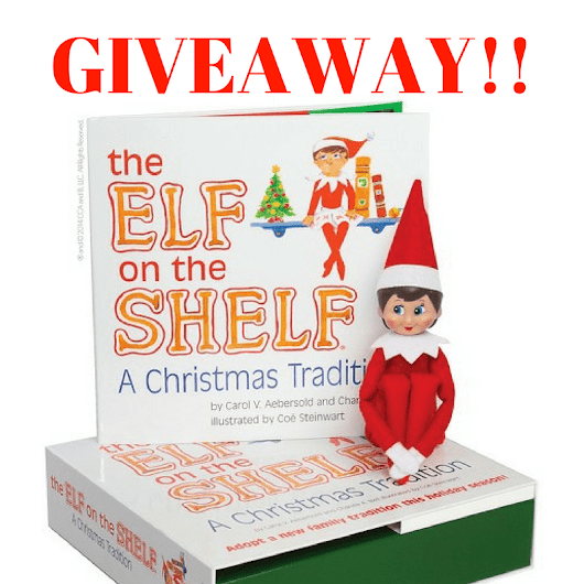 Elf on the Shelf Giveaway - Homemade for Elle