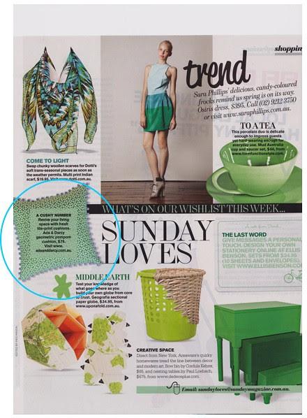 Sunday Life Magazine 24 July 2011