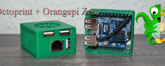 Orangepi Zero H2+ + Octoprint + Webcam › Blog 3D Druck Archiv