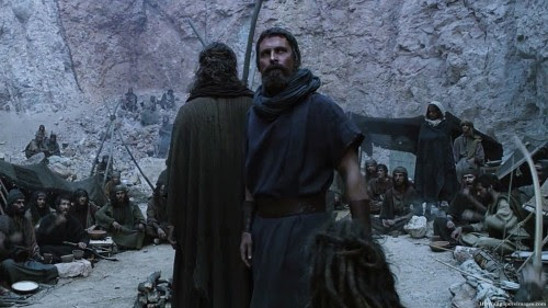 Exodus Movie review for Biblical accuracy | Did Moses really exist?