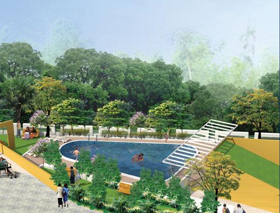 Felicia Pashan-Baner Link Road Pune - Swimming Pool