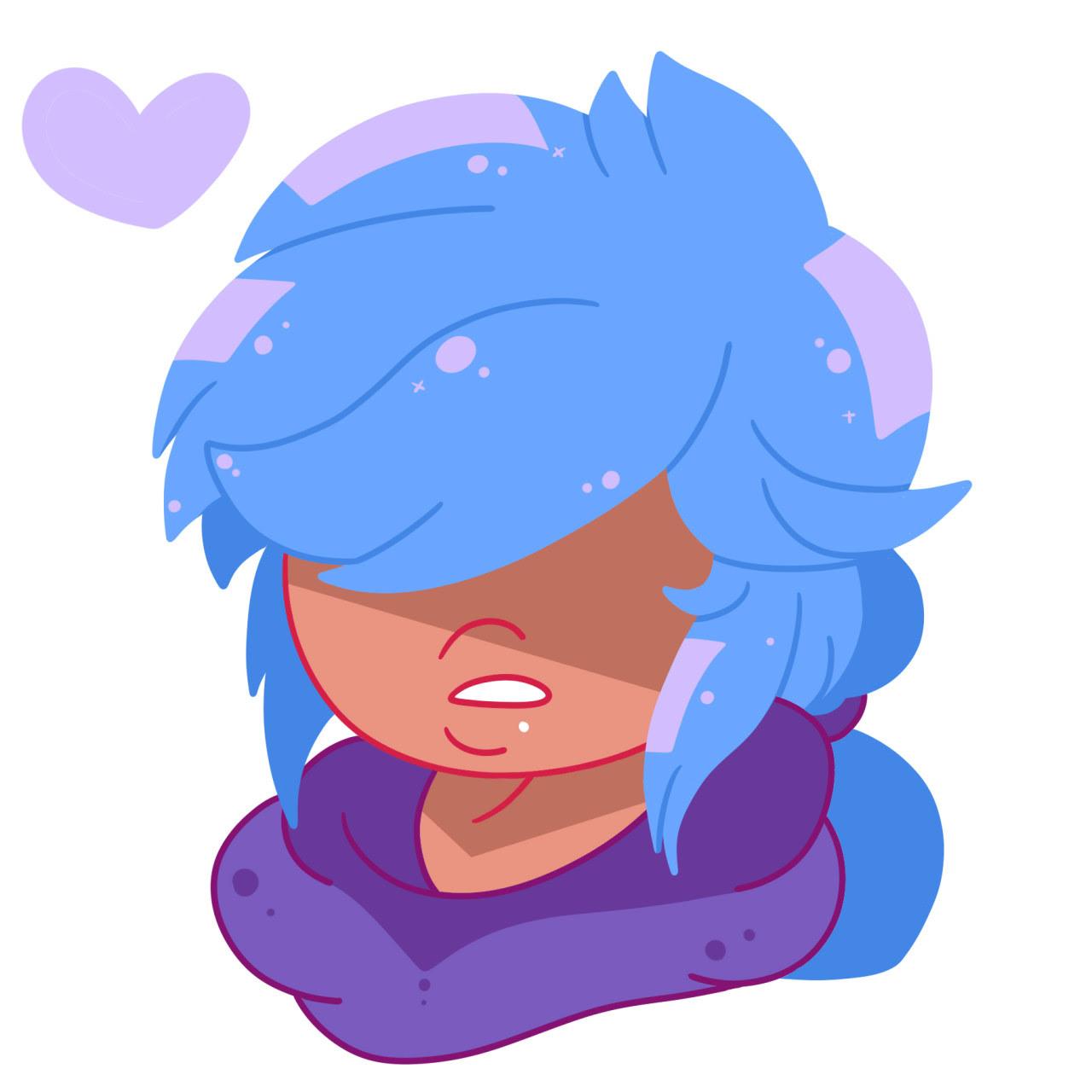 Sapphire! Human AU