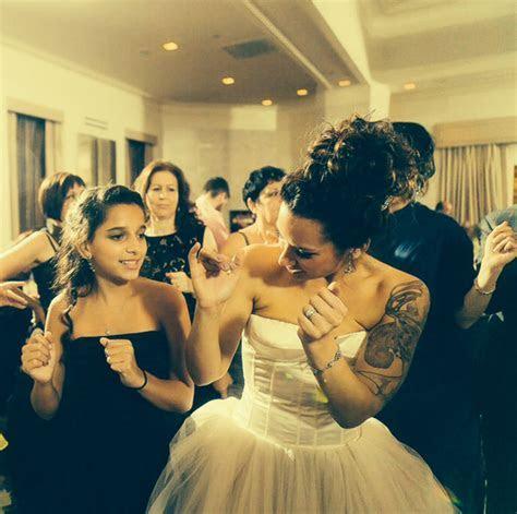 Arianna   Alexey   Reem Acra Wedding by Nik Morina