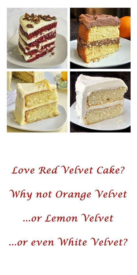 17 Best ideas about White Velvet Cakes on Pinterest   Pink
