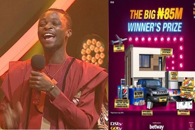 #BBNaija: It's Not A Dream Sha – Laycon Says As He Thank His Fans For Their Support