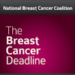 National Breast Cancer Coalition to Congress: Pink is Not Enough! : Breast Cancer Deadline 2020