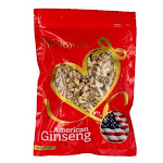 Premium American Ginseng Slices-Small, 8oz.