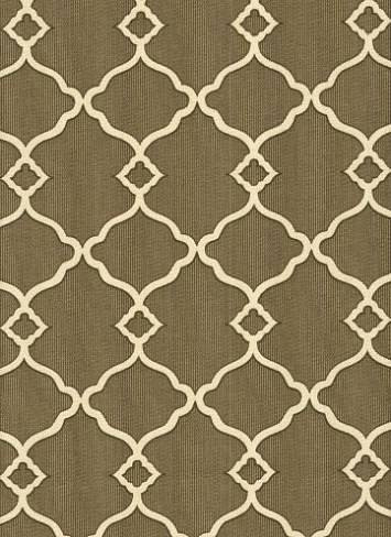 Chippendale Fretwork Outdoor Chocolate