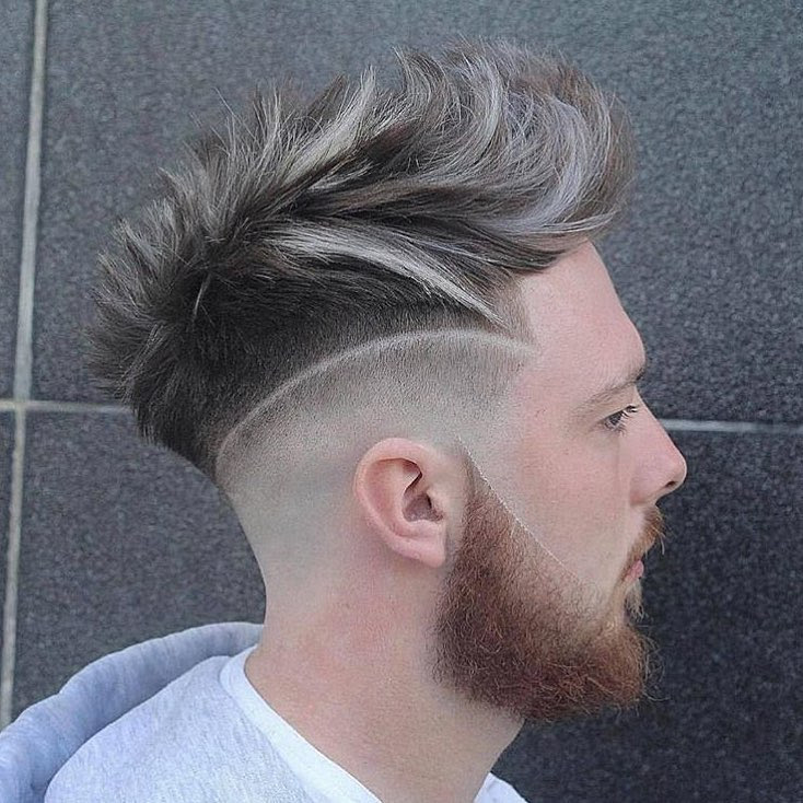 Short Hairstyles 2019 Male Blonde