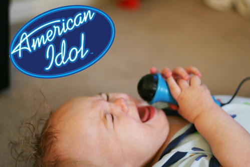 American Idol - baby division