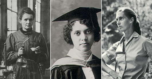Women Who Dared: 16 Women Scientists You Should Know