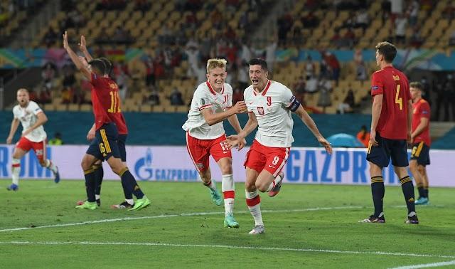 Πέρασαν από την Σεβίλλη οι Πολωνοί,γκέλα πάλι για την Ισπανία!