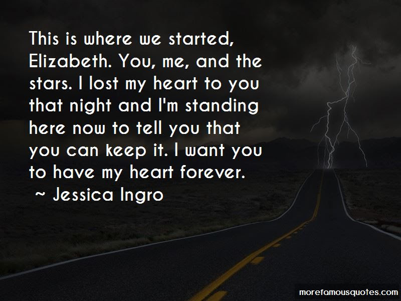 I Want You Now And Forever Quotes Top 31 Quotes About I Want You