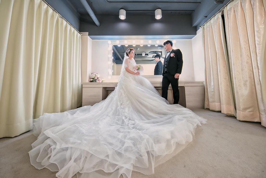 竹北晶宴 新娘休息室 類婚紗