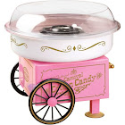 Nostalgia Electrics Hard Cotton Candy Maker, Pink