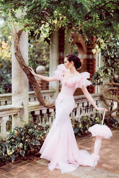 My Fair Lady Styled Shoot   Chantal Mallett Bridal Couture