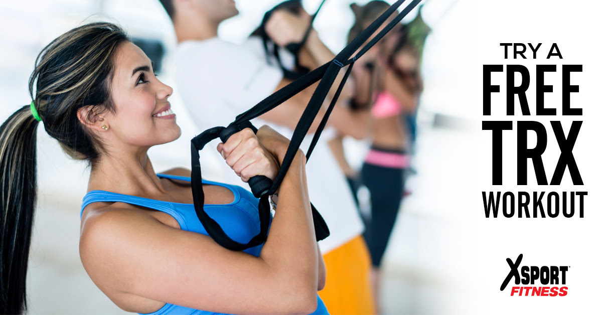 Schedule My Free TRX Session | XSport Fitness Health Clubs ...
