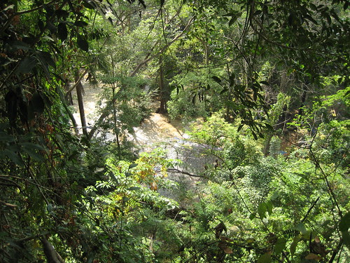 Nam Tok Sai Yok Noi (from above the waterfall)
