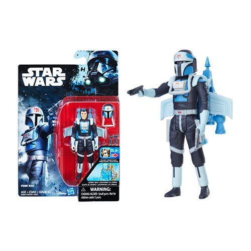 Star Wars Rogue One Rebels Fenn Rau Action Figure