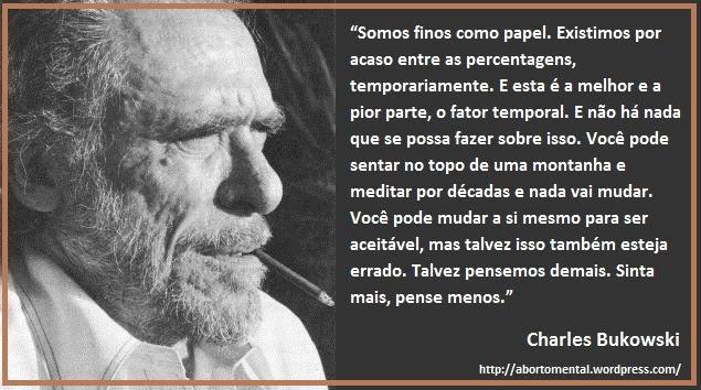 Frases Sobre Amor Bukowski Labor J