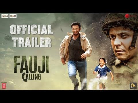 Fauji Calling Hindi Movie Trailer