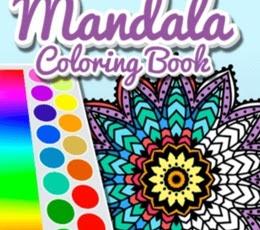 Mandala Boyama Kitabım Oyna