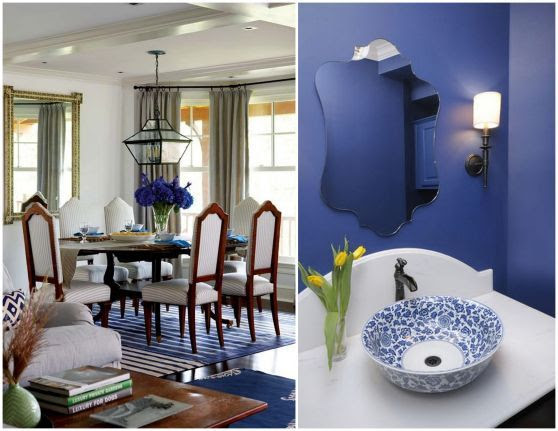 Trend Alert: Summer Blues - Room To Talk
