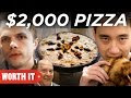 What Really Is The Difference Between Cheap And Expensive Pizza? - Video