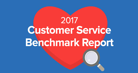 Customer Service Benchmark Report 2017 [New Study]