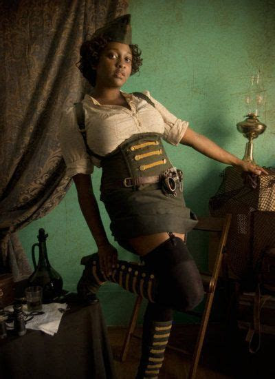 64 best afro steampunk images on Pinterest   Steampunk