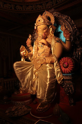 Ganesha Mantra by firoze shakir photographerno1