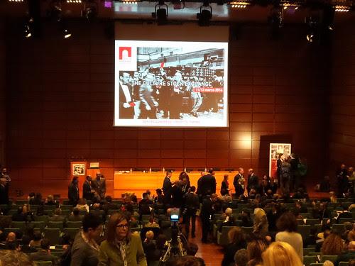 Pre apertura della conferenza #AMIEX2014 by Ylbert Durishti