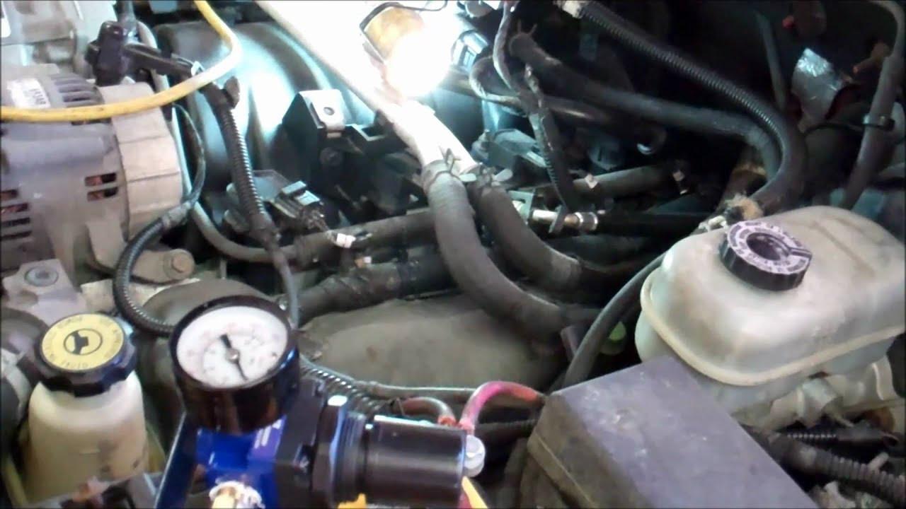 32 2003 Dodge Durango Evap System Diagram