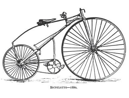 Bicyclette (1880)