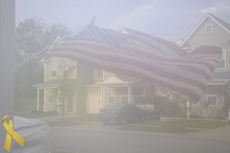 Foggy Flag