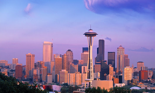 Reading American cities: books about Seattle