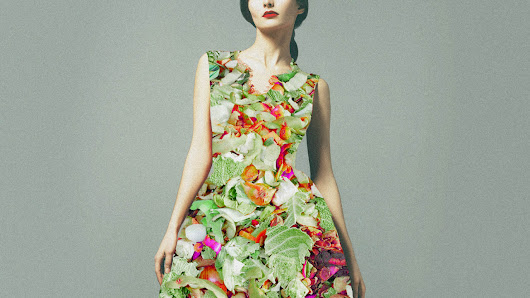 Food waste is going to take over the fashion industry