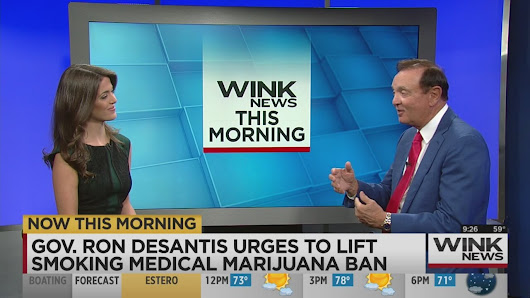 Governor Desantis Medical Marijuana Ban