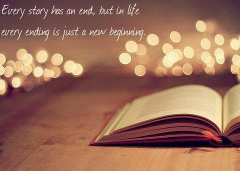 Every Story Has An End Quote