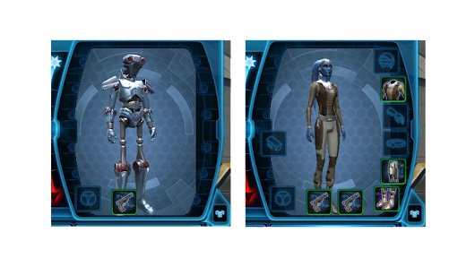 SWTOR Face Star Wars the Old Republic related news: New SWTOR Companion System (the Alliance System)